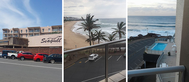seagull, holiday flats, self catering accommodation, apartments, holiday, margate, south coast, sea view, accommodation, kwazulu-natal